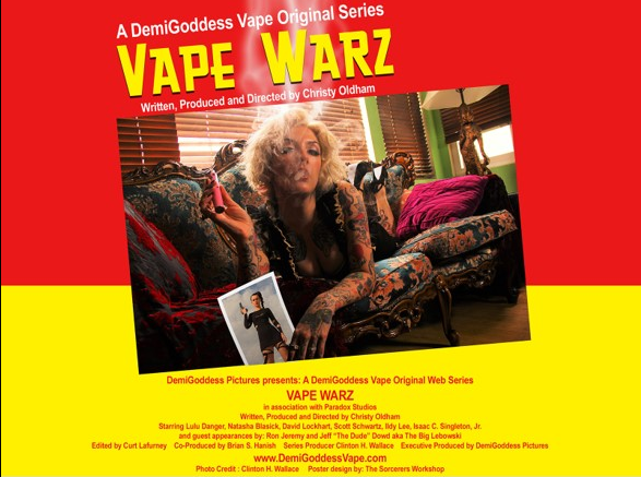 Amazon Video Direct Distribution Sets Streaming Release Dates for the post-apocalyptic web series VAPE WARZ