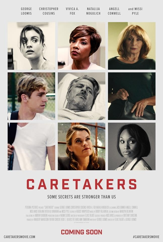 Thriller CARETAKERS from Cannes 2018 has a Trailer